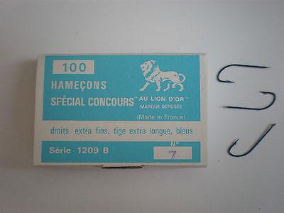 SERIES 1209 Blu AU LION D/'OR CANNELLE HOOKS 100 AMI