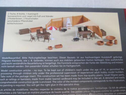Auhagen 41650 Terassenausstattung H0