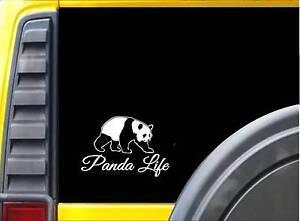Panda-Life-Sticker-K687-8-034-Vinyl-decal
