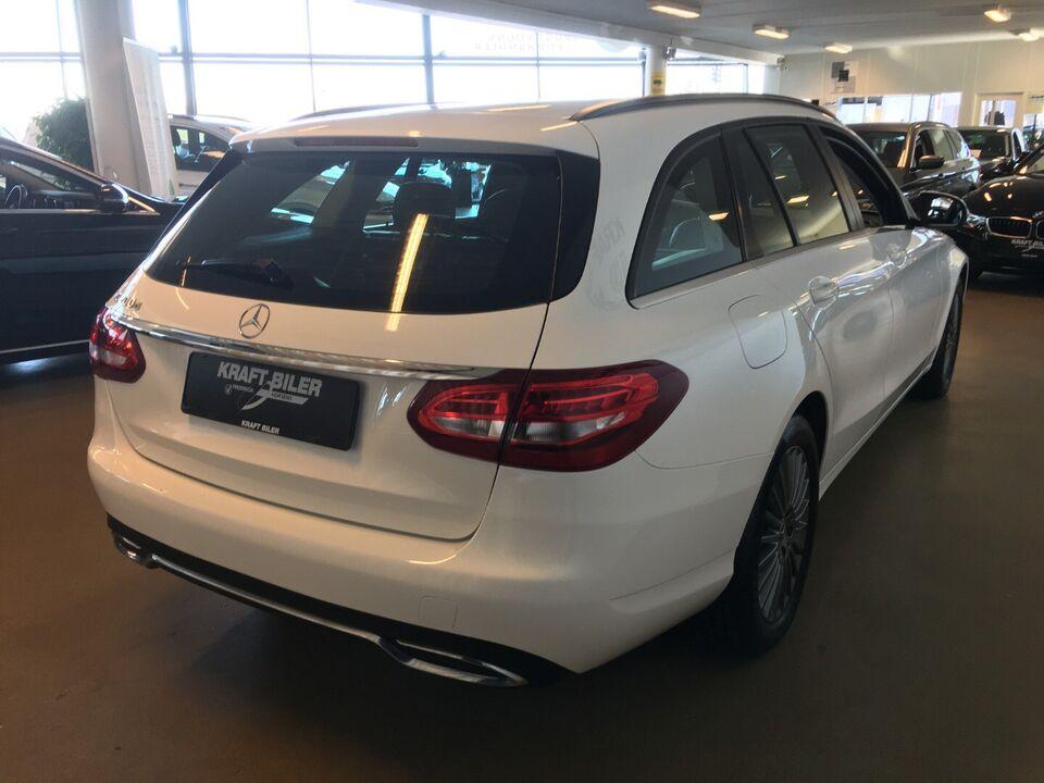 Mercedes C200 d 2,2 stc. aut. Diesel aut. Automatgear