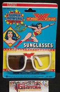 Vintage 1984 DC Superpowers Wonder Woman Coloring /& Activity Book Unused NICE!