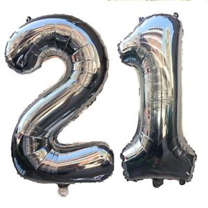 21st-Helium-Foil-Birthday-Anniversary-Balloon-32-034-Or-40-034