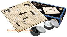 Go and Gobang Tunier Brett mit Spielsteine Bang 455 x 424 x 10 mm