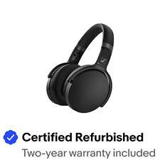 Sennheiser HD 450BT Noise Cancelling Bluetooth Headphones Certified Refurbished
