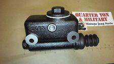 Jeep Willys CJ3A M38 M38A1 CJ3B 49-66 Master Cylinder