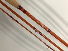 GLASS Fly Fishing ROD #4 wt Fiberglass - BEST fiberglass 4 wt in America