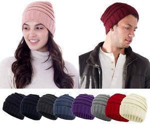 de56c31b2b5 Women s Slouchy Beanie Cap Oversized Caps Knitted Baggy Ski Hat ...