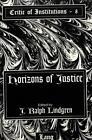 Horizons of Justice (1996, Gebundene Ausgabe)