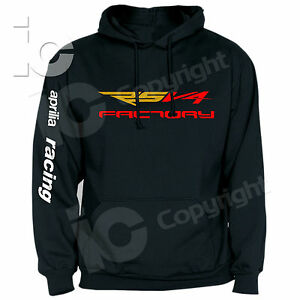 Felpa-Aprilia-RSV-4-Factory-APRC-Racing-Be-a-Racer-Pista-Moto-Strada
