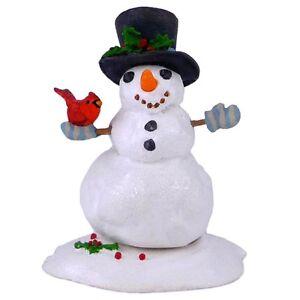 Wee Forest Folk A-21 Just A Little Snowman