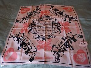 JOUICY-COUTURE-SILK-SCARF-NEW
