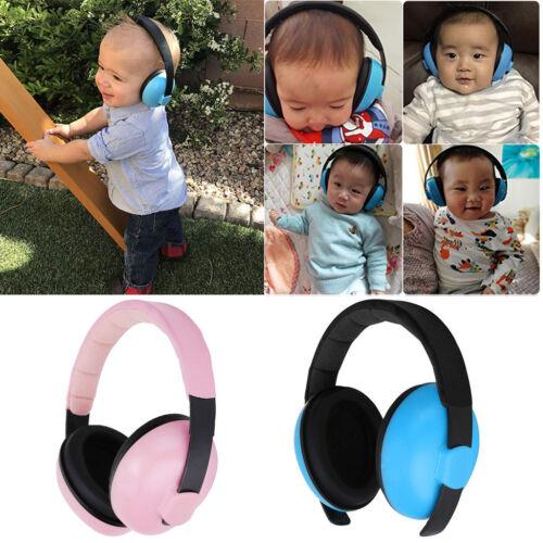 2er Pack Baby /& Kinderohrschützer Muff Ohrenschützer Gehörschutz