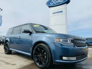 2018 Ford Flex LIMITED! LOADED! 365HP ECOBOOST!