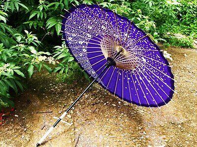 Gintama Silver Soul Anime Umbrella Kagura Hakuoki Cosplay #Fast shipp Japan F/S