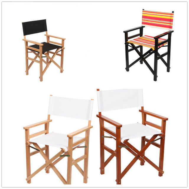 Tremendous Casual Directors Chairs Cover Replacement Canvas Seat Covers Set Outdoor Garden Bralicious Painted Fabric Chair Ideas Braliciousco