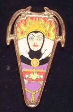 2004 DISNEY PINS  Nouveau Snow White's EVIL QUEEN Pin Limited Edition 1,000