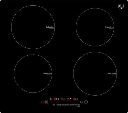 K/&h ® 4 zone Cottura Induzione Autosufficiente occhio 59cm in-6804