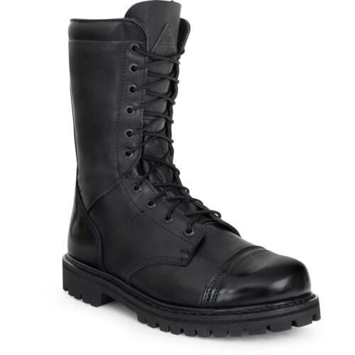 Rocky Women/'s Zipper Paraboot Duty Boot Black FQ0004090
