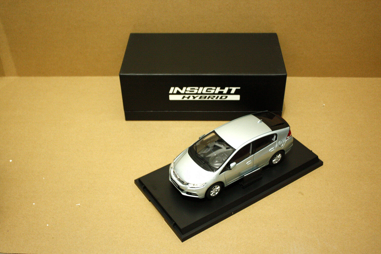 1 18 nouvelle  Honda Insight voiturerera Diecast Modal voiture + petit cadeau  votre satisfaction est notre cible