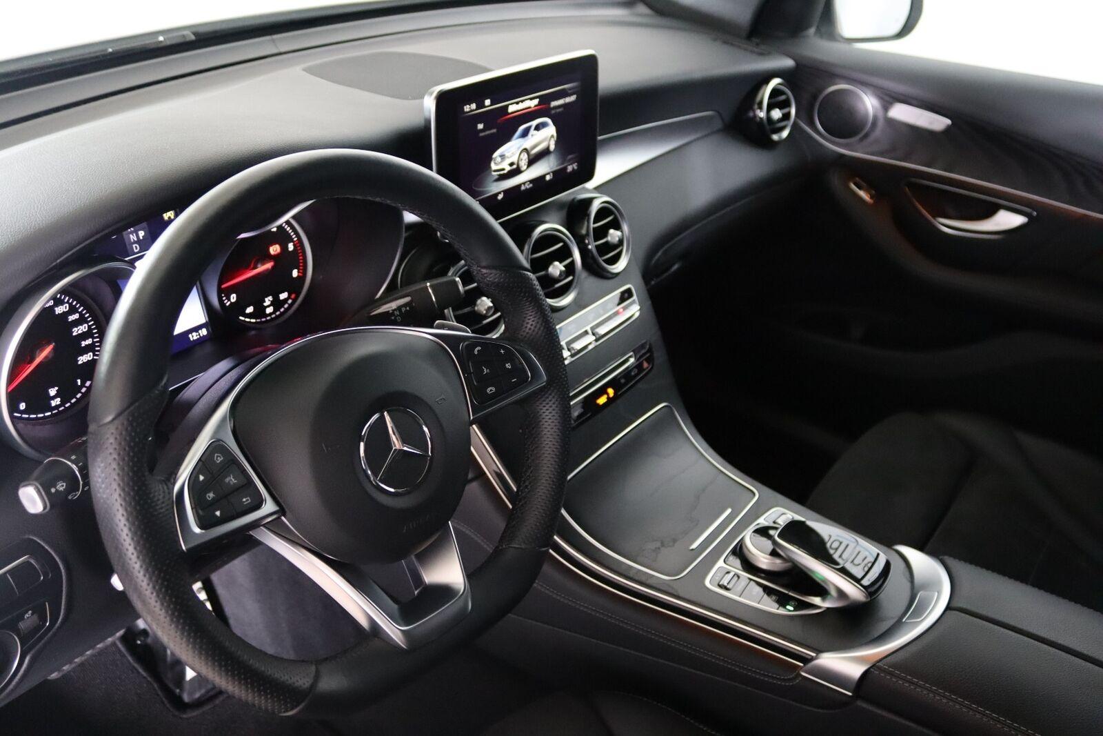 Mercedes GLC350 d 3,0 AMG Line aut. 4Matic - billede 5