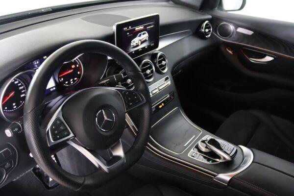 Mercedes GLC350 d 3,0 AMG Line aut. 4Matic billede 5