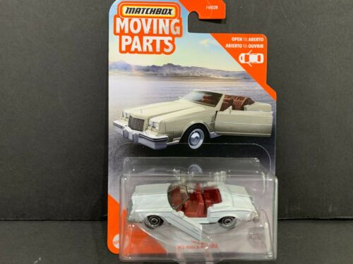 Matchbox Buick Riviera 1983 Blanc FWD28-956H 1//64