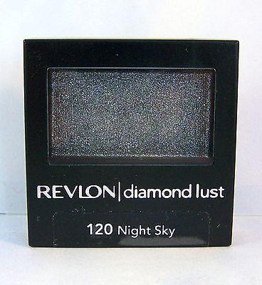 Revlon Diamond Lust Luxurious Color Powder Eye Shadow - Night Sky 120