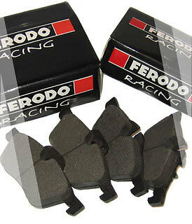 FERODO RACING DS2500 FRONT PADS HONDA CIVIC TYPE R 2.0 EP3 09//2001/>on FCP1444H