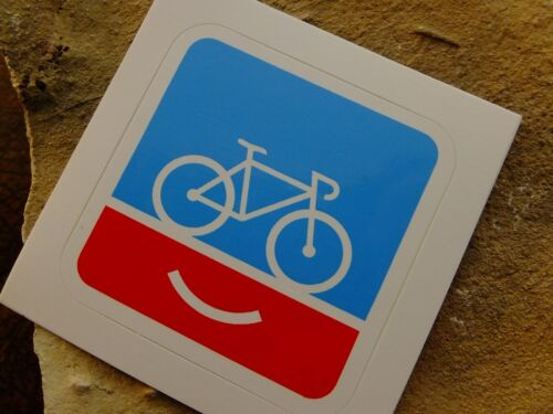 People For Bikes bike sticker decal MTB race ride bicycle