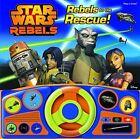 Star Wars Rebels: Rebels to the Rescue! by Phoenix International, Inc (Hardback, 2015)