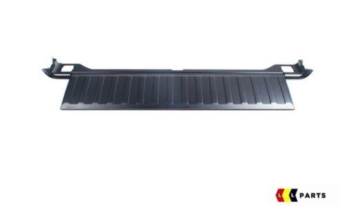 BMW NEW GENUINE E70 SERIES X5 07-13 BLACK INTERIOR LOADING SILL COVER 6955000