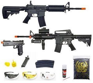 GE-CQB-Airsoft-Rifle-M83A2-AEG-Airsoft-Gun-WE-Hi-Capa-5-1-Air-Soft-Gun