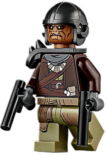 LEGO Star Wars Klatooinian Raider figure from set 75254 NEW