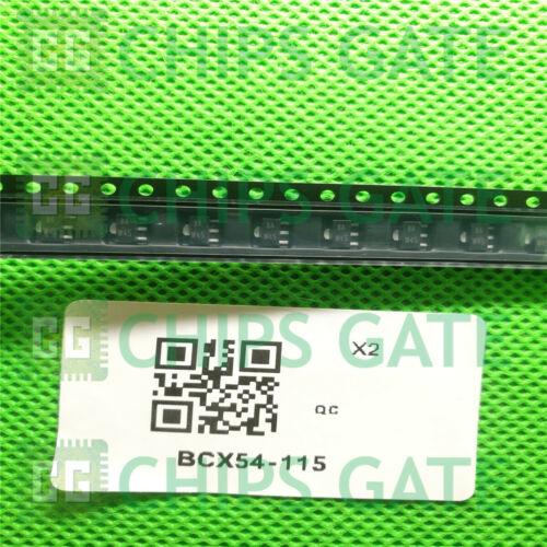 70PCS NEW BCX54,115 D//C:1501 SOT89