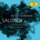 Esa-Pekka Salonen: Out of Nowhere - Violin Concerto; Nyx (CD, Sep-2012, Deutsche Grammophon)