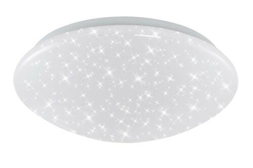 LED Deckenleuchte Briloner 3360-016 Wohnraumlampe Mit Sternendekor 12 Watt