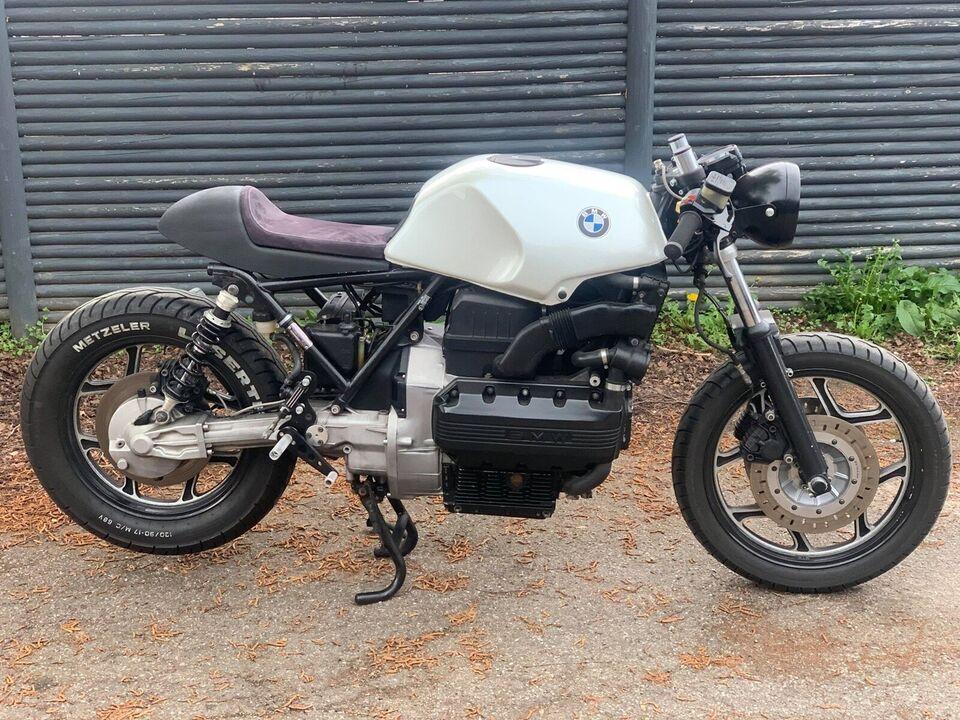 BMW, K100 RS, 1000 ccm