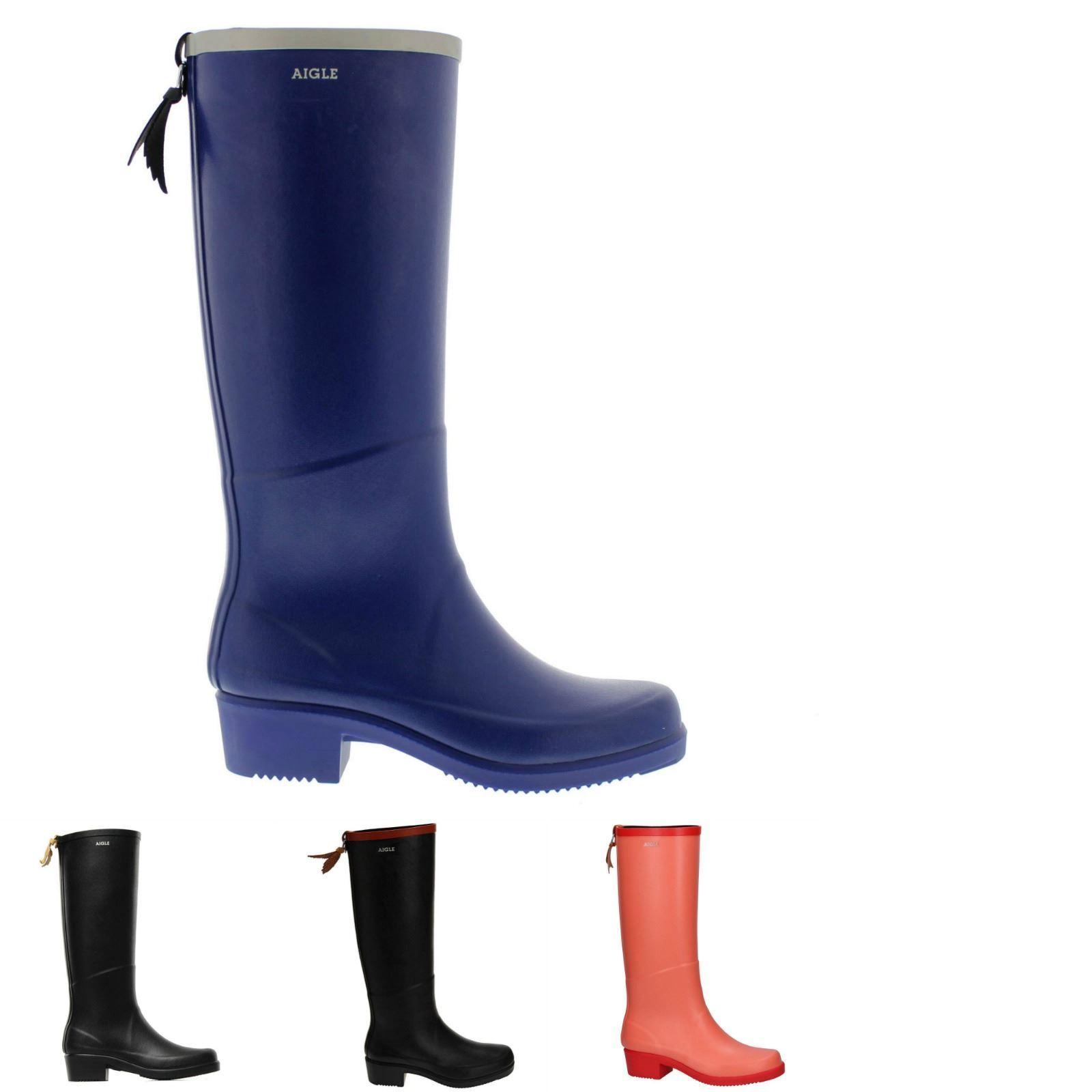 Grandes zapatos con descuento Aigle Miss Juliette Tall Womens Boots