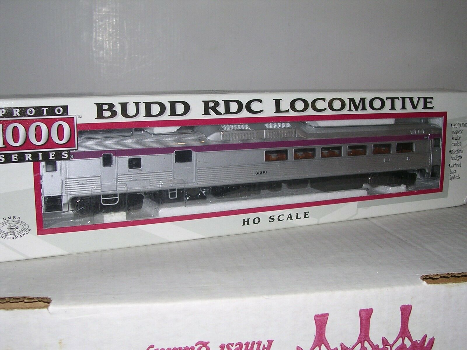 L.L.   p1k 35repas 30394 m.b.t.a.budd RDC - - - 3 diesel orbital Vehicle 6306 h.o.1   87 586