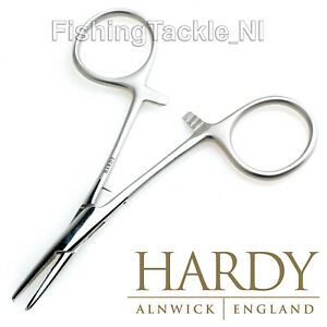 Hardy-5-034-Lockable-Forceps-Stainless-Steel-Hook-Remover-amp-Fishing-Pliers