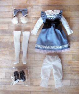 Outfit Original Azone Pure Chaussures De Robe De Fille De Corps De Neemo Xs Apparie Retworks
