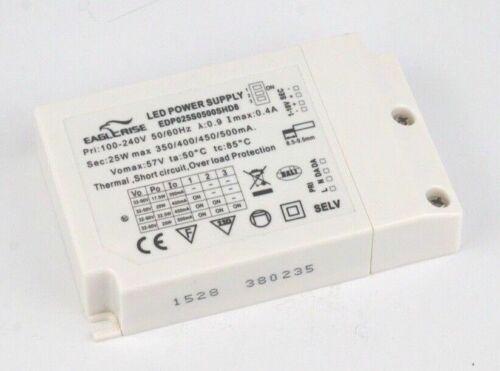 Multifunción per Dali /& 1-10v regulable LED de alimentación transformador 25w edp025s0500shd8