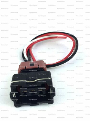 MAF Mass Air Flow sensor connector pigtail FIT 89-90 Nissan 240sx KA24E S13 SOHC