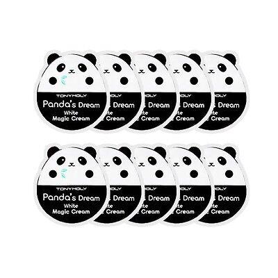 [TONYMOLY] Panda's Dream White Magic Cream Sample * 10pcs / Korean cosmetics