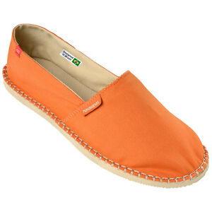 Havaianas-Origine-III-Espadrillas-Sandali-Scarpe-Pantofole-arancione
