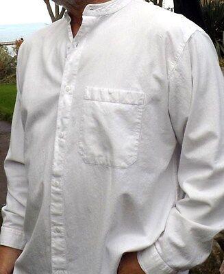 Grandad Top Crew style Kaboo Trading Originals 100/% cotton  Quality assured