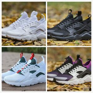 Hot-Men-Air-Sport-Huarache-run-Shoes-Sneakers-Athletic-Shoes-SIZE