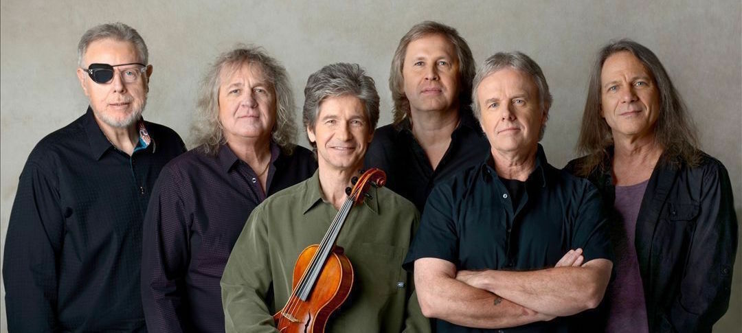 Kansas - Leftoverture 40th Anniversary Tour