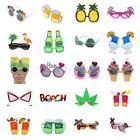 Unisex Hawaiian Novelty Hula Funny Fancy Dress Costume Hen Party Sunglasses