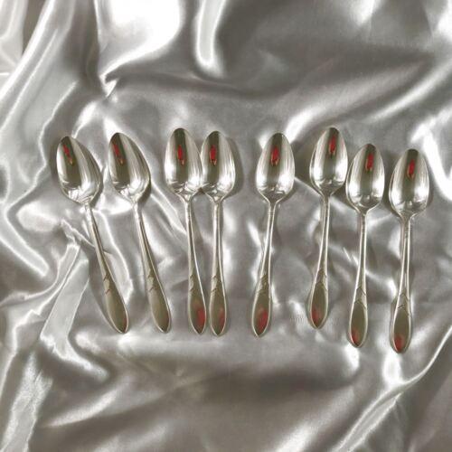 Oneida Community Lady Hamilton Teaspoon Vintage Silverplate